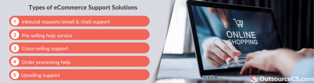 ecommerce support solutions