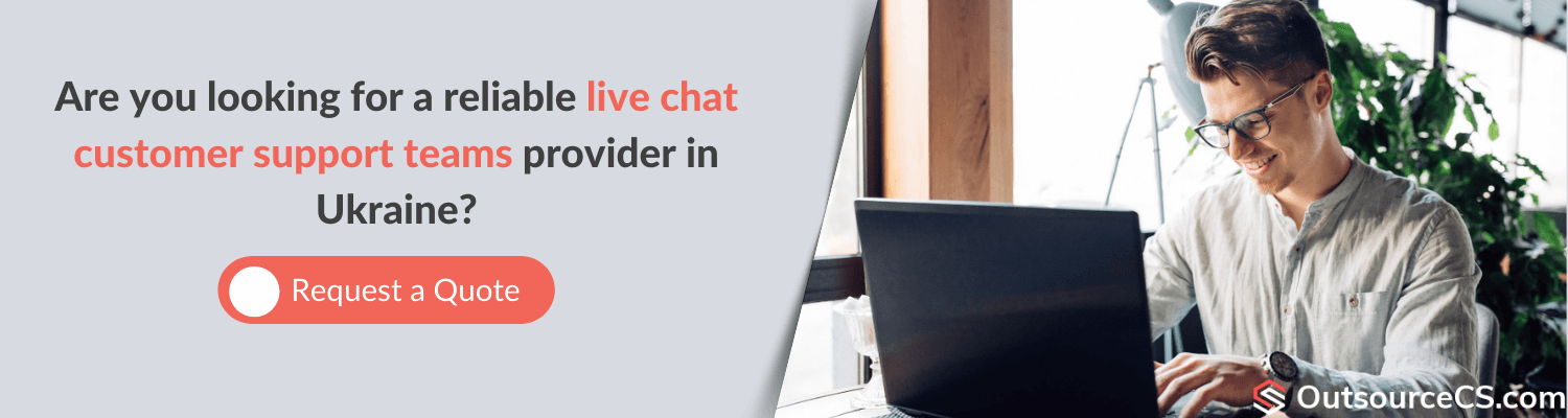 hire live chat agents in ukraine